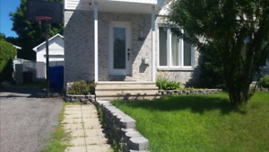 HOUSE FOR RENT IN GATINEAU