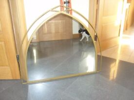 Mirror bought from Next excellent condition also 2 lamps