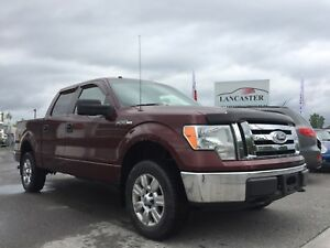 2009 Ford F-150 XLT 6.5-ft. Bed 4WD Crew Cab