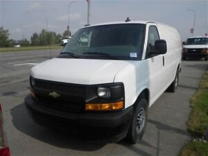 2017 Chevrolet Express 2500 Work Van | Leather |  Vinyl Floor |