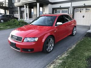 2004 Audi s4 Quattro-- trades considered or best offer
