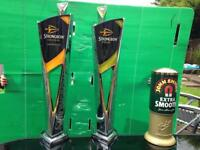 3x bar beer pumps! BRAND NEW