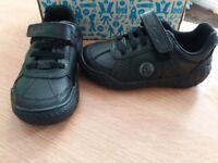 Boys Clarks School shoes