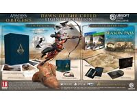 Assassins Creed Origins Dawn of the Creed Legendary Edition PS4. No 545 of 999