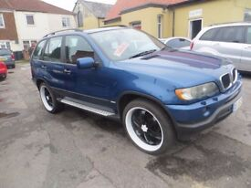 BMW X5 D AUTOMATIC 2002