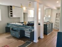 Ikea Kitchen  Cabinet Wallbeds Murphy Beds Installation Services
