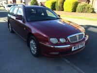 2001 Rover 75 1.8 Estate - 50K / Full History