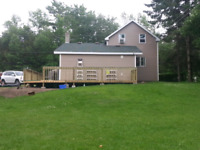 Quality decks and siding at low prices