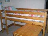 Mid sleeper bed julian bowens