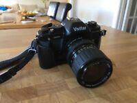 Vivitar film camera V3800N