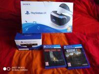 Playstation VR head set
