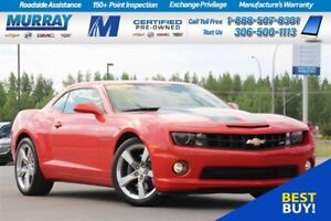 2011 Chevrolet Camaro 2SS*REMOTE START*HEATED SEATS*SUNROOF*