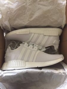 Triple White NMD for sale/trade