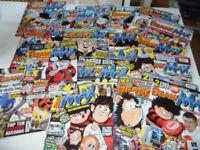 Large Bundle Lot The Beano Max Comics Magazines