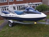 Seadoo lrv 2001 only 39hours from new