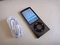 Apple iPod Nano 5th Generation Chromatic (Video Camera Built in)