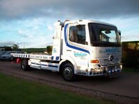 MERCEDES TILT AND SLIDE ( RECOVERY LORRY ) SPEC LIFT* EXCELLENT TRUCK*ANY TEST WELCOME* NO VAT!!!