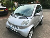 2005 Smart Fortwo 0.7 City Passion 3dr Automatic 0.7L @07445775115@