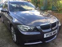 BMW 330D M SPORT ESTATE+12 MONTH MOT+ FULL S/HISTORY+CLUTCH & FLYWHEEL REPLACED