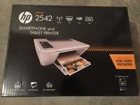 HP DESKJET ALL-IN-ONE PRINTER - MINT CONDITION