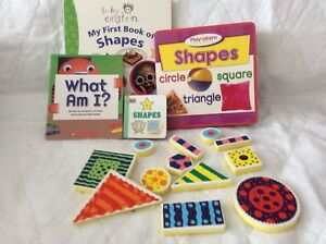 Teach your child Shapes
