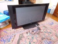 "TV 42"" LG 42PC7RV Flat Screen"