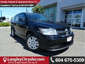 2015 Dodge Journey ACCIDENT FREE w/ POWER WINDOWS/LOCKS, KEYL...