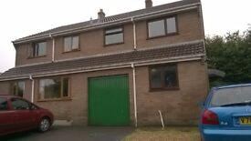 St Cleer, 3 bedroom semi detached house to rent £685pcm quiet cul-de-sac location