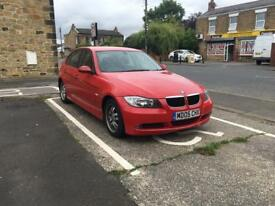 Bmw 320d DIESEL 6 speed manual long MOT