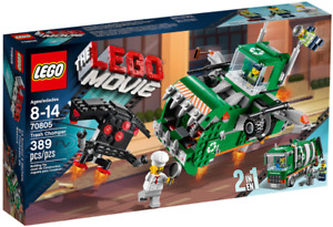 Lego Movie Trash Chomper #70805