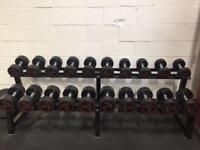 Iron bull Dumbbells 10kg - 37.5kg