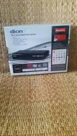 Freeview set top box