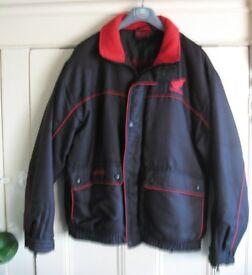 Honda Bomber Jacket.