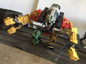 Transformers: revenge of the fallen devistator figure