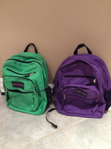 Jansport nap sack
