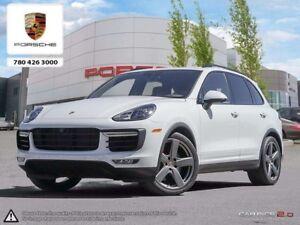 2016 Porsche Cayenne RARE TURBO! | 2 Sets of Rims & Tires | Full