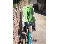 Hamax bike seat (x2).