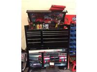 """Snapon 55"""" box huge under a year old lots of tools"""