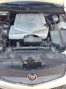 2005 Cadillac CTS part out.