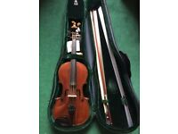 Beautiful 1930s German Violin