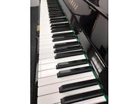 Yamaha U3 reconditioned upright piano
