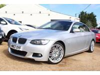 2007 57 BMW 3 SERIES 2.0 320I M SPORT 2D 168 BHP - RAC DEALER