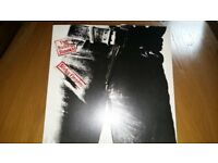 Rolling Stones highly collectable LP