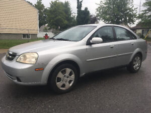 CHEVROLET OPTRA 2005 AUTOMATIC 125000KM CLEAN