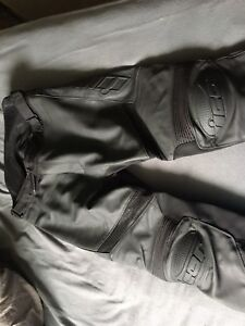 Icon hypersport leather pant