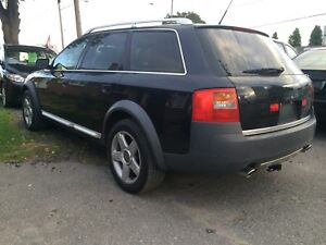 2005 Audi Allroad E-test +12 months warranty included