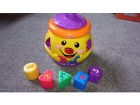 Fisher-Price Laugh & Learn Cookie Shape Sorter Surprise