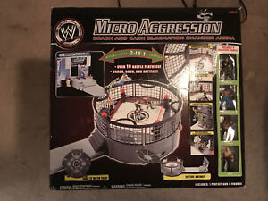 WWE Playset - Micro Agression