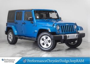 2015 Jeep WRANGLER UNLIMITED Sahara * Balance of HUGE Extended W