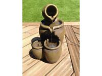 50cm honey pots water feature